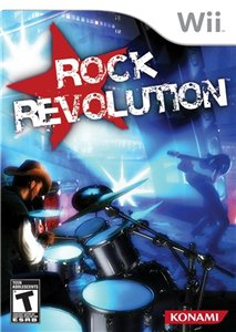 Rock Revolution (2008/Wii/ENG)