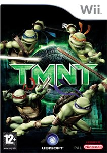 TMNT (2007/Wii/ENG)
