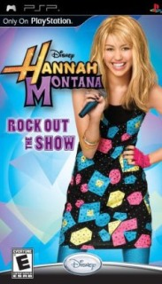 Hannah Montana: Rock Out the Show /ENG/ [CSO] PSP
