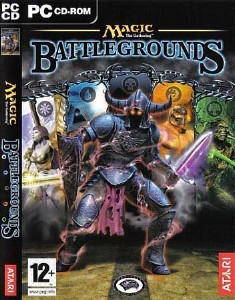 Magic the Gathering: Battlegrounds (2003/PC/RUS)