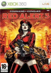 Command & Conquer: Red Alert 3 (2008/Xbox360/RUS)