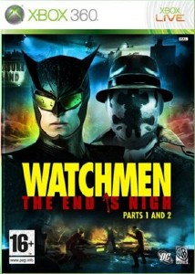 Watchmen The End is Nigh (2009/Xbox360/ENG)