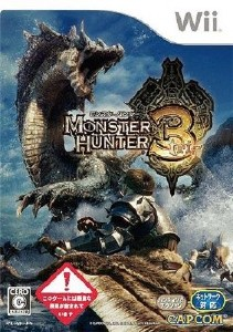 Monster Hunter 3 (2010/Wii/JAP)