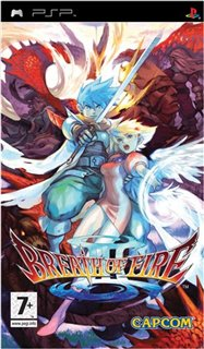 Breath Of Fire 3 (2005/PSP/ENG)