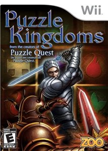 Puzzle Kingdoms (2009/Wii/ENG)