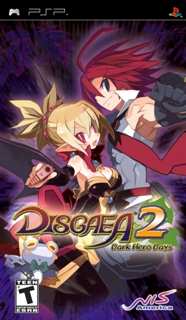 Disgaea 2: Dark Hero Days /ENG/ [ISO] PSP