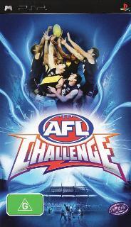 AFL Challenge /ENG/ [ISO] PSP