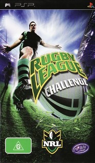 Rugby League Challenge /ENG/ [ISO] PSP