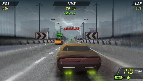 Need for Speed: Shift /RUS/ [CSO] PSP