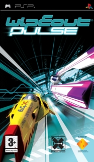 WipeOut: Pulse /ENG/ [ISO] PSP