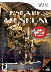 Escape the Museum (2008/Wii/ENG)