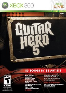 Guitar Hero 5 (2009/Xbox360/ENG)