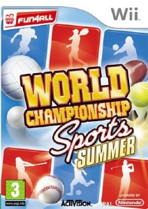 World Championship Sports: Summer (2009/Wii/ENG)