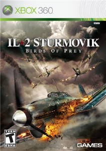 IL-2 Sturmovik: Birds of Prey (2009/Xbox360/ENG)