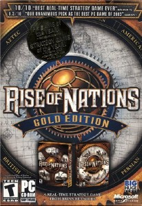 Rise of Nations: Gold Edition (2004/PC/RUS/ENG)