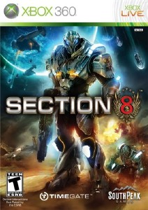 Section 8 (2009/Xbox360/ENG)