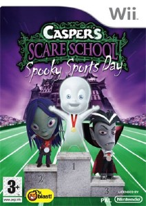 Casper Scare School: Spooky Sports Day (2009/Wii/ENG)