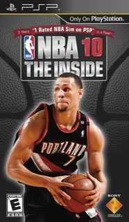 NBA 10: The Inside /ENG/ [ISO] PSP