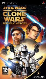 Star Wars: The Clone Wars - Republic Heroes /ENG/ [CSO] PSP