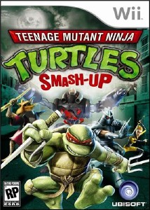 Teenage Mutant Ninja Turtles: Smash-Up (2009/Wii/ENG)