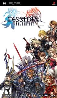 Dissidia: Final Fantasy /RUS/ [CSO] PSP