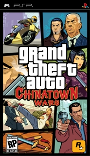 Grand Theft Auto: Chinatown Wars /RUS/ [ISO] PSP