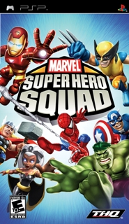 Marvel: Super Hero Squad /ENG/ [ISO] PSP