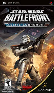 Star Wars: Battlefront - Elite Squadron /ENG/ [ISO]