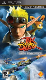Jak and Daxter: The Lost Frontier /ENG/ [CSO] PSP