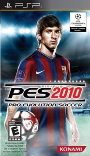 Pro Evolution Soccer 2010 /RUS/ [CSO] PSP