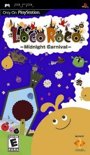 LocoRoco: Midnight Carnival /RUS/ [CSO] PSP