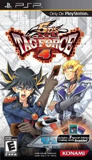 Yu-Gi-Oh! 5Ds Tag Force 4 /ENG/ [ISO] PSP