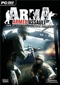 Operation flashpoint 2: armed assault (2006/PC/RUS/ENG)