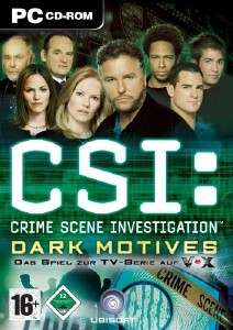 CSI 2: Dark Motives (2006/PC/RUS)