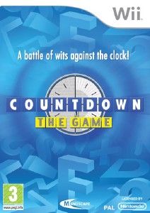 Countdown: The Game (2009/Wii/ENG)