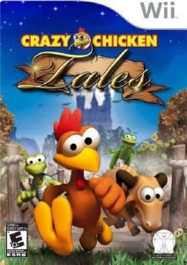 Crazy Chicken Tales (2009/Wii/ENG)