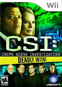 CSI: Deadly Intent (2009/Wii/ENG)