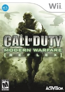 Call of Duty: Modern Warfare: Reflex (2009/Wii/ENG)