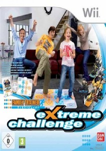 Family Trainer Extreme Challenge (2009/Wii/ENG)