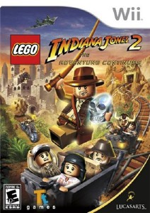 Lego Indiana Jones 2: The Adventure Continues (2009/Wii/ENG)