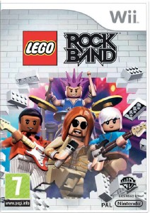 Lego Rock Band (2009/Wii/ENG)