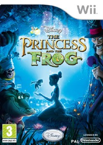 The Princess and the Frog (2009/Wii/ENG)