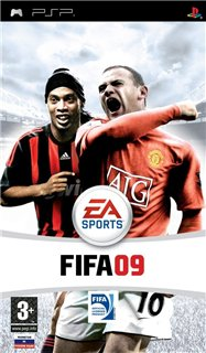 FIFA 09 (rus) [2008, sports] PSP