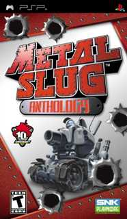 Metal Slug: Anthology /ENG/ [CSO]