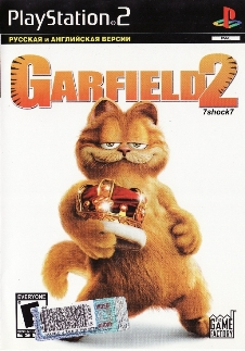 Garfield 2 {-RUS-} PS2