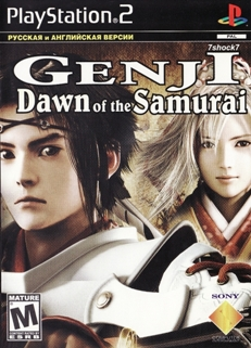 Genji Dawn of the Samurai {-RUS-} PS2
