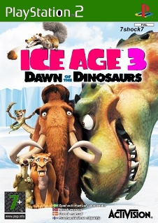 Ice Age 3 Dawn of the Dinosaurs {-Multi 6-} PS2
