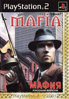 MAFIA {-RUSSOUND-} PS2