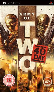 Army of TWO The 40th Day [Multi5][Pathed] PSP
