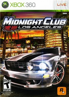 Midnight Club: Los Angeles Complete Edition [2009/ENG] XBOX360